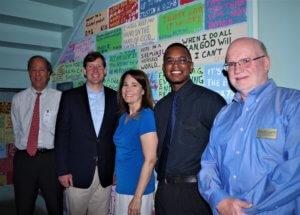 Senator Brian Kelsey Visits MRC